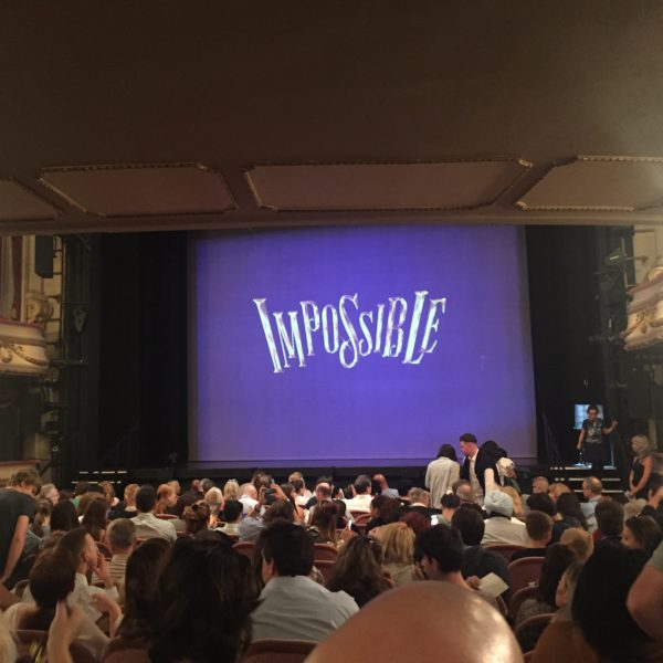 Impossible Magic Show Londen