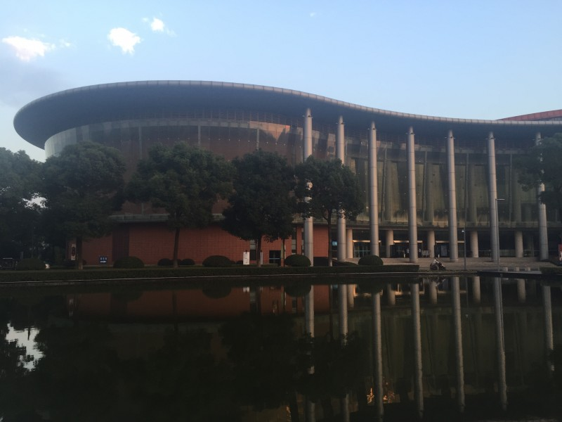 Changzhou Poly theater Bao Li Ju Yuan by day