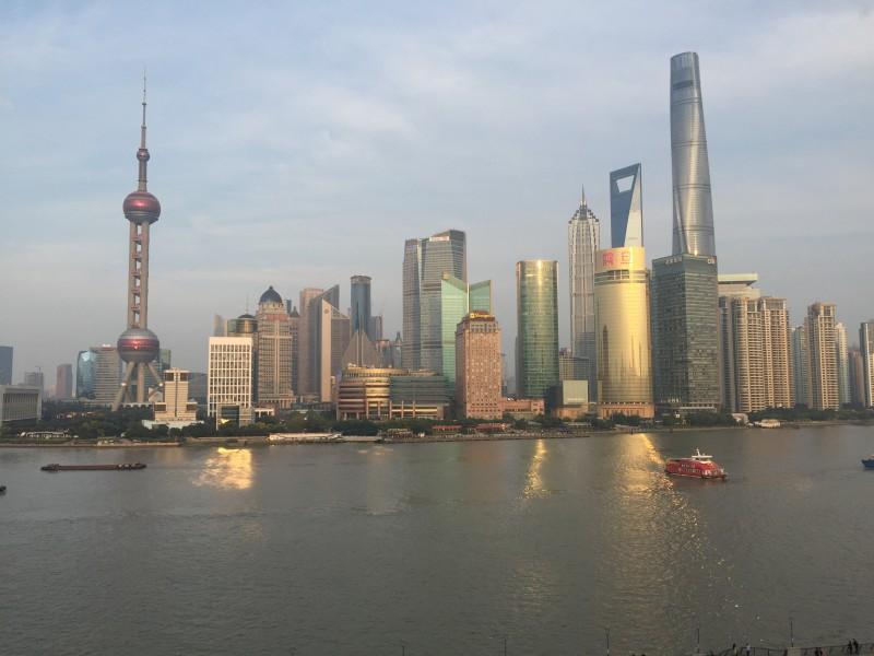 Shanghai Dusk till Dawn