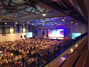 Sporthalle Kupferzell