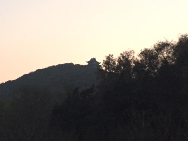 Maanshan buddhistische Pagode