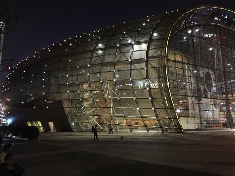 Poly Theater Shenzhen Bao Li Ju Yuan
