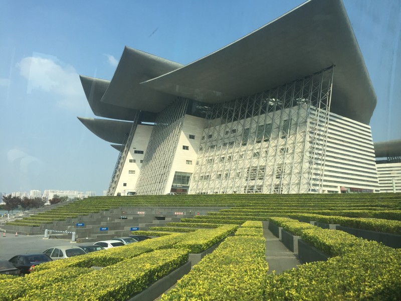 Zauberer Theater Poly Grand Wuxi